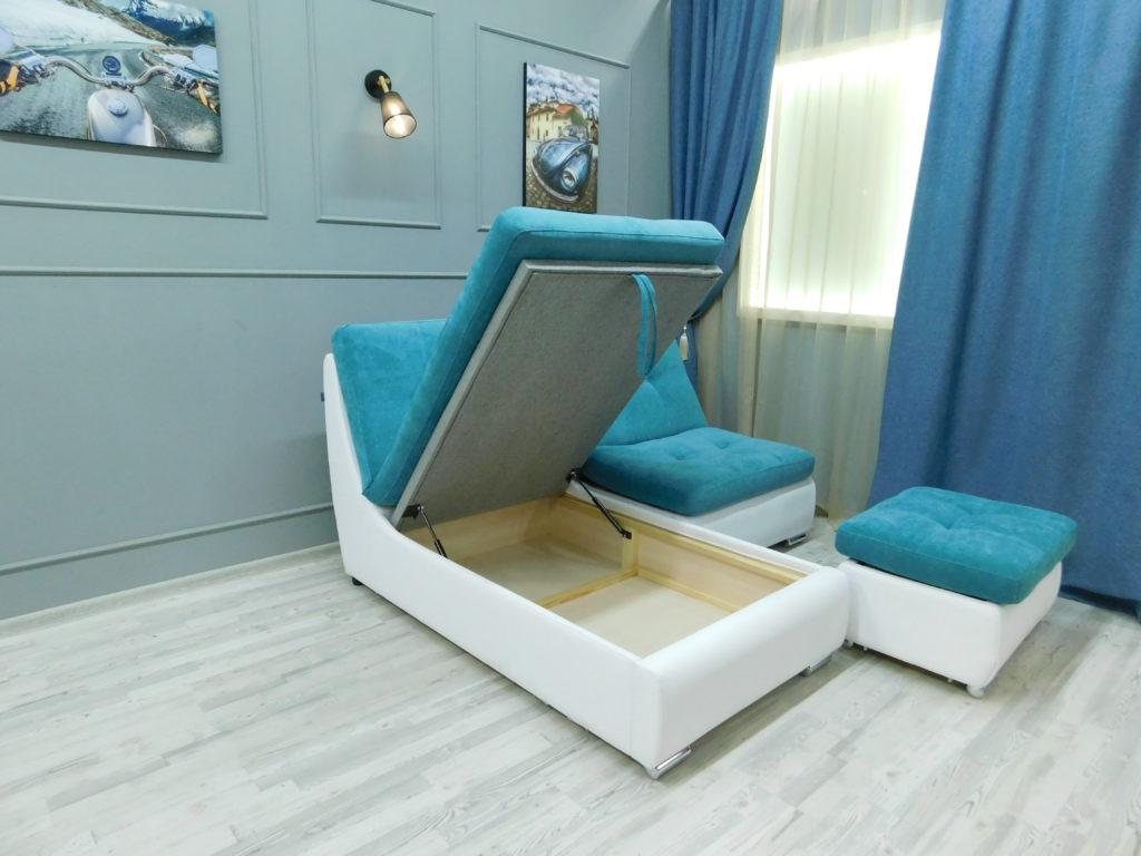 Престиж, кресло метровое, аттоманка и пуф
